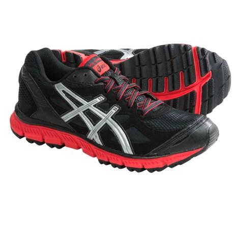 Decent running shoe - Review of Asics GEL-Scram Trail Running ...