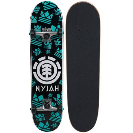 Element Nyjah Icons Complete Skateboard - 7.625x31.125