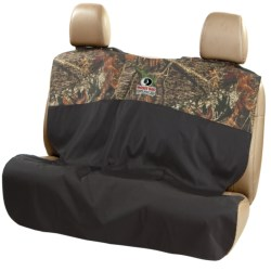 Bergan Auto Poncho Double Seat Protector