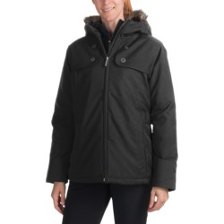 White Sierra White Fir Jacket - Insulated (For Women)