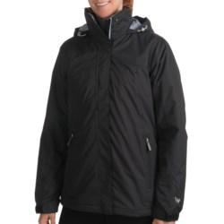 White Sierra All Seasons Jacket - Insulated, 3-in-1 (For Women)