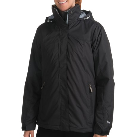 White Sierra All Seasons Jacket - Insulated, 3-in-1 (For Women)