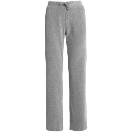 Bogner Fima Velour Golf Pants (For Women)