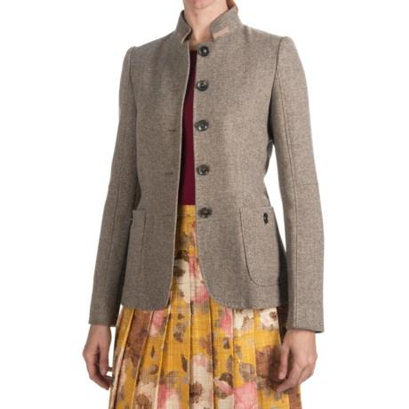 Bogner Patrice New Wool Blazer - Mandarin Collar (For Women)