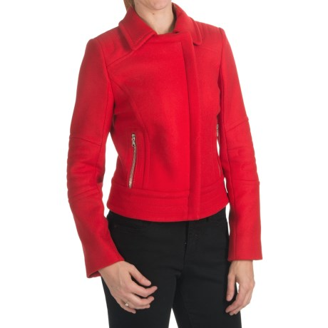 Bogner Pia Short Wool Jacket (For Women)