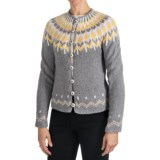 Bogner Raphaela Cardigan Sweater - Wool-Cashmere (For Women)