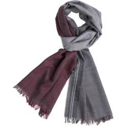 Altea Wool Color-Block Scarf (For Men)
