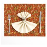 April Cornell Cotton Placemat