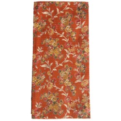 April Cornell Waffle Weave Kitchen Towel