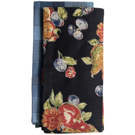 April Cornell Cotton Kitchen Towel - Set of 2