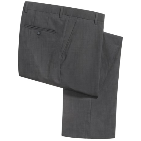 Barry Bricken Sharkskin Pants - Stretch Wool (For Men)