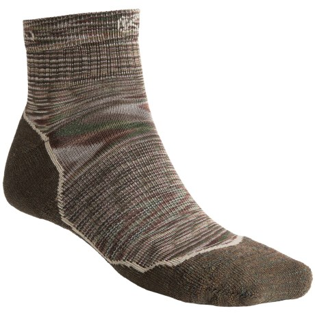 Keen Concord Lite Socks - Merino Wool, Quarter-Crew (For Men)