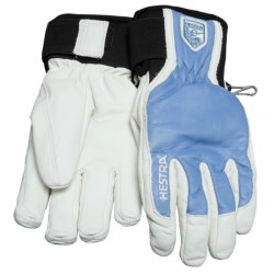 Hestra All-Leather PrimaLoft® Gloves (For Men and Women)