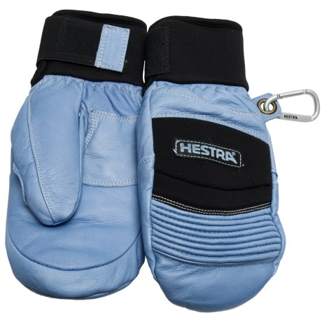 Hestra Ski Cross Mittens - Waterproof, Insulated (For Men and Women)