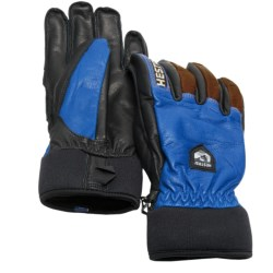 Hestra Army Leather Ski Gloves - Insulated (For Men)