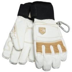 Hestra Anja Parson Ski Gloves - Leather (For Women)