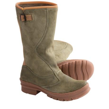 Keen Willamette Boots - Waxed Suede (For Women)