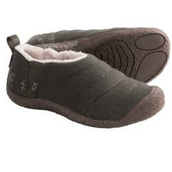 Keen Howser Slipper Shoes - Wool (For Women)