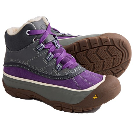 Keen Brady Boots - Leather (For Kids and Youth)