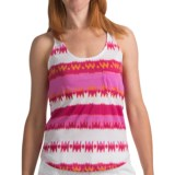Hurley Mixer Tank Top - Featherweight (For Women)