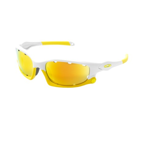 Oakley Split Jacket Sunglasses - Iridium® Lenses