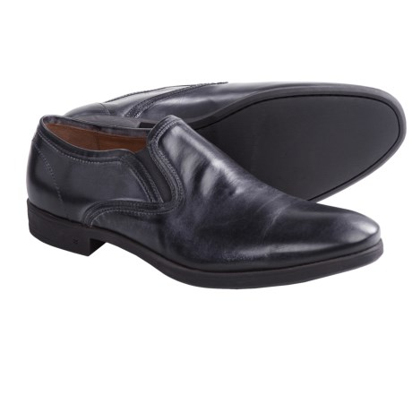 John Varvatos Dylan Shoes - Slip-Ons, Leather (For Men)