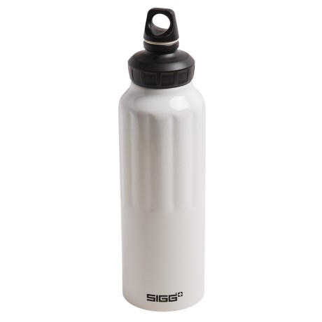 Sigg Traveler Wide-Mouth Water Bottle - 1.5L, Screw Top, BPA-Free