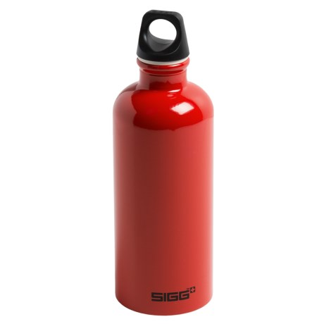 Sigg Rainbow Water Bottle - 0.6L, Screw Top, BPA-Free
