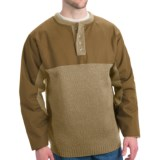 Filson Guide Waterfowl Oil-Finished Sweater - Merino Wool (For Tall Men)