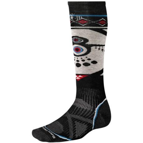 SmartWool Athlete Artist Socks - Anthony Boronowski, Merino Wool, Over the Calf (For Men and Women)