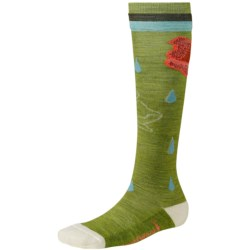 SmartWool Between Drops Knee-High Socks - Merino Wool, Over-the-Calf (For Women)
