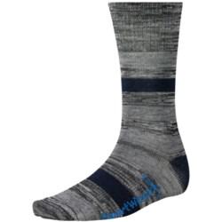 SmartWool Trekker Crew Socks - Merino Wool (For Men and Women)