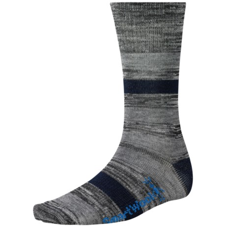 SmartWool Trekker Crew Socks - Merino Wool (For Men and Women)