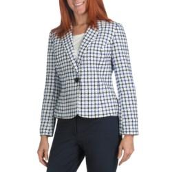 Pendleton Voyager Jacket - Silk-Cotton (For Women)