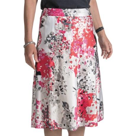 Pendleton Tonya Skirt - Silk Blend (For Women)