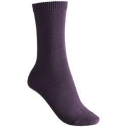 Falke Cosy Socks - Wool-Cashmere, Crew (For Women)