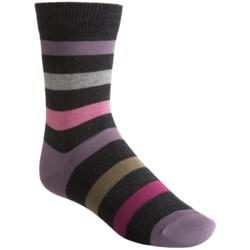 Falke New Stripe Socks - Crew (For Kids)
