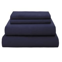 Coyuchi Organic Cotton Sateen Sheet Set - 300 TC, King