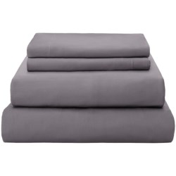 Coyuchi 220 TC Percale Sheet Set - King