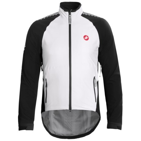 Castelli Protezione Rain Jacket - Waterproof (For Men)