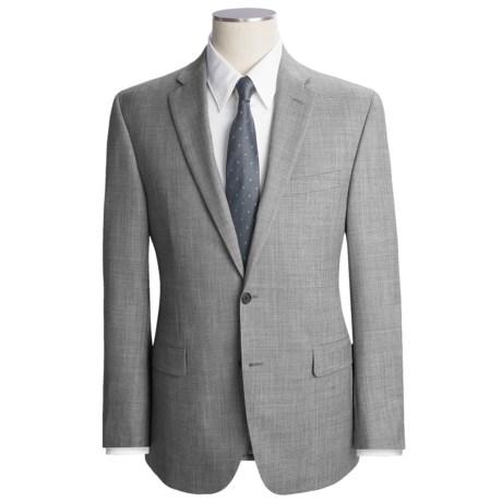 Jack Victor Fancy Trim Fit Suit - Wool (For Men)