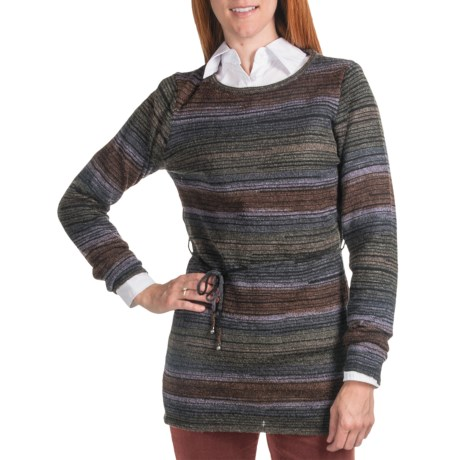 FDJ French Dressing Belted Tunic Sweater (For Women)