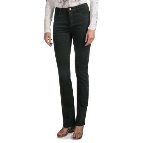 FDJ French Dressing Olivia Diamond Denim Jeans - Straight Leg (For Women)