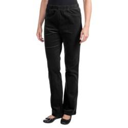 FDJ French Dressing Suzanne Soft-Spun Corduroy Pants - Bootcut (For Women)