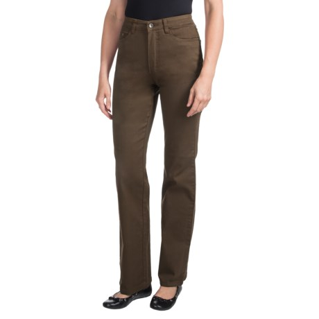 FDJ French Dressing Peggy Bootcut Jeans - Overdyed (For Women)
