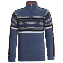 Bogner Arnor Knit Sweater - Zip Neck (For Men)