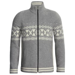 Bogner Oslo Sweater Jacket - Wool, Full Zip (For Men)