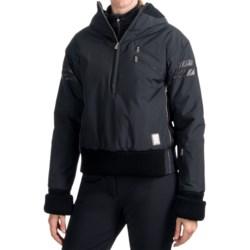 Bogner Monika Ski Jacket - Zip Neck, Insulated (For Women)