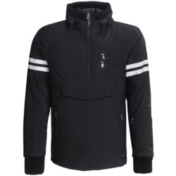 Bogner Anton Ski Pullover Jacket - Insulated, Zip Neck (For Men)