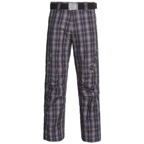 Bogner Aros Checkered Ski Pants - Insulated (For Men)